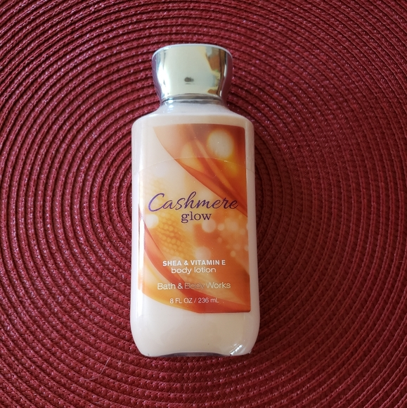 Body lotion - cashmere